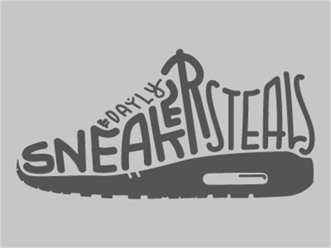 sneaker logos daily sneaker steals logo by marvin steenoven dribbble