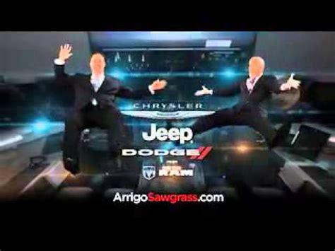 arrigo dodge chrysler jeep ram sawgrass doubles your