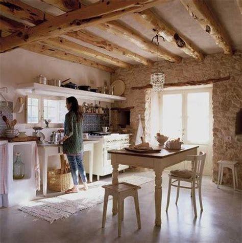 casa rustici cocina y comedor con c 225 lida y r 250 stica decoraci 243 n