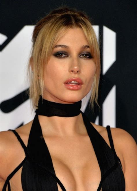 %name Hair Color For Fall 2015   Hailey Baldwin Hair, Hairstyle, Haircut, Hair Color   Trendy Celeb