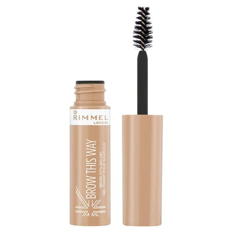 Sculpting Kit 04 rimmel brow this way sculpting kit 0