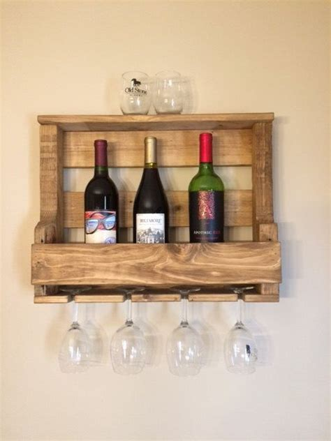 Wine Rack Made From Pallets by 25 Best Ideas About Pallet Wine Racks On Wine