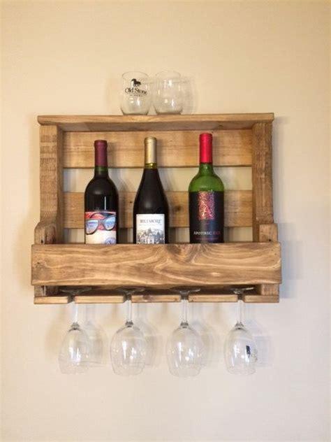 Pallett Wine Rack by 25 Best Ideas About Pallet Wine Racks On Wine