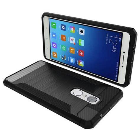 Xiaomi Redmi 4x Free Ring Hook Screen Protector black xiaomi redmi note 4 brushed carbon fiber phone