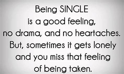 how to feel better about being single about being single quote picture