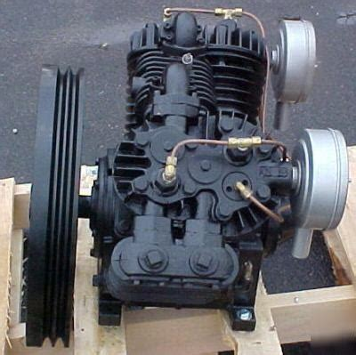 new eaton 10 hp air compressor replacement
