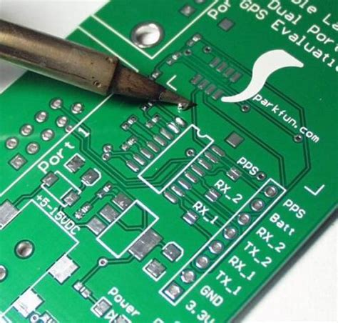 smd resistor how to solder smd how to 2 sparkfun electronics