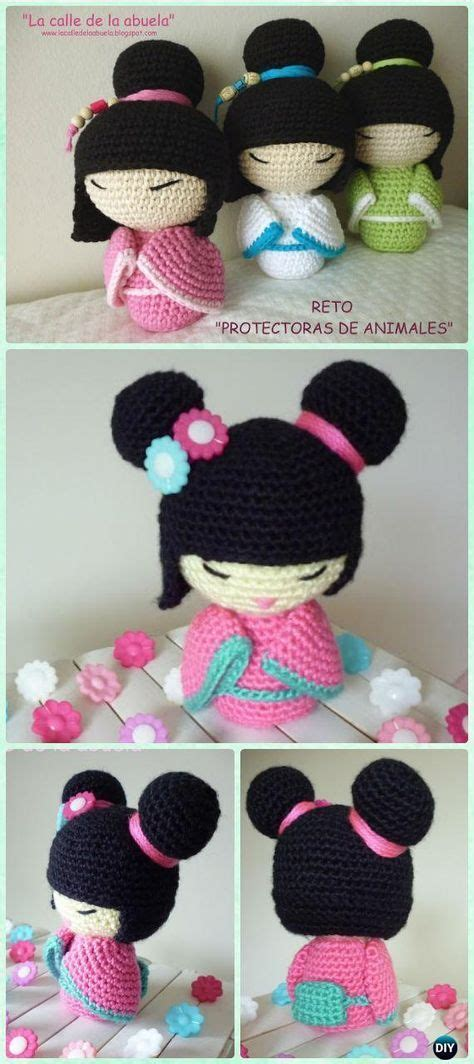 pattern for japanese doll 27293 best images about amigurumi community board on