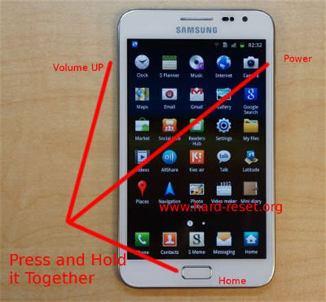 Format Factory Galaxy Y | how to format factory default samsung galaxy note n7000