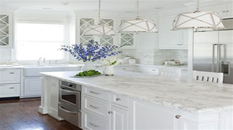 White Ideas by Beautiful Wall Designs All White Kitchen Ideas White