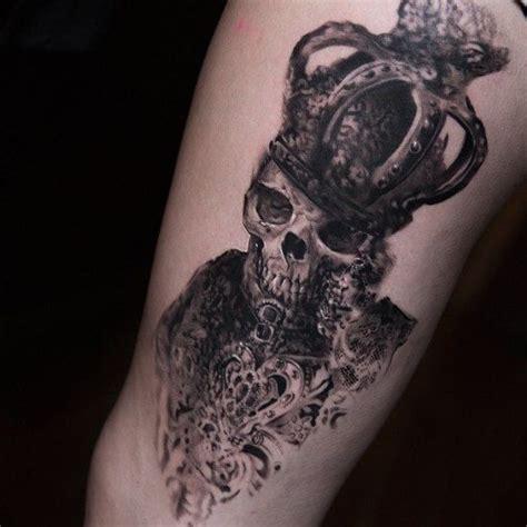 victorian pattern tattoo steunk retro victorian skull tattoo tats pinterest