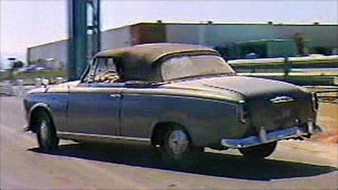 Columbo Auto by La Peugeot 403 Cabriolet De Columbo Actualit 233 S
