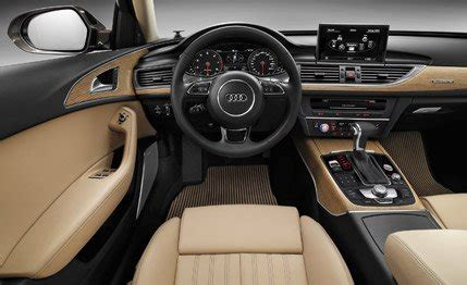 2013 audi a6 allroad first drive – review – car and driver