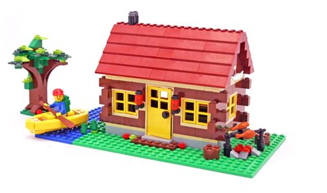 lego log cabin log cabin lego set 5766 1 building sets gt creator