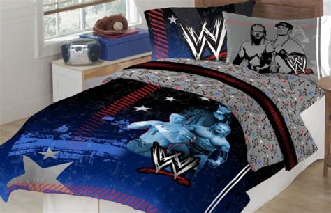 wwe bedding set wwe ringside full sheet set full bedroom sets sales