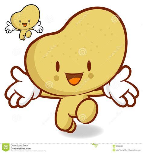 Potato To Runner by Potato Character On Running Stock Image Image 30902981