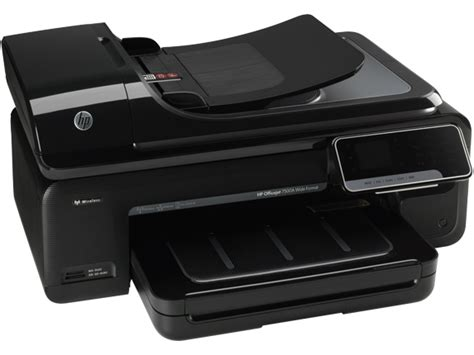 Printer Hp Officejet 7500a Hp Officejet 7500a Wide Format E All In One Printer E910a