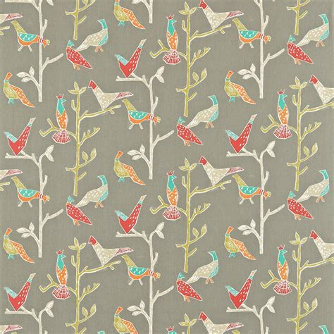 bird pattern fabric uk bird is the word house decor interiors