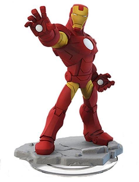 disney infinity marvel super heroes ironman character