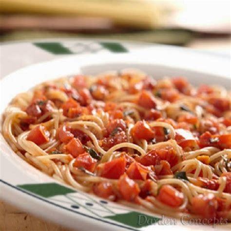 Olive Garden Recipes by Olive Garden Recipes Olive Garden S Capellini Pomodoro Recipe