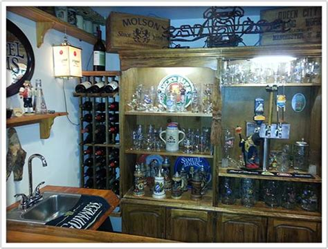 spare bedroom man cave 29 creative places for wine cellars and racks in your home