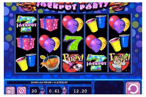 free download jackpot party casino