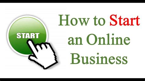 How To Start Your Own Online Business And Make Money - how would you like to start your very own online business