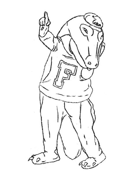 florida alligator coloring page florida gators coloring pages coloring home