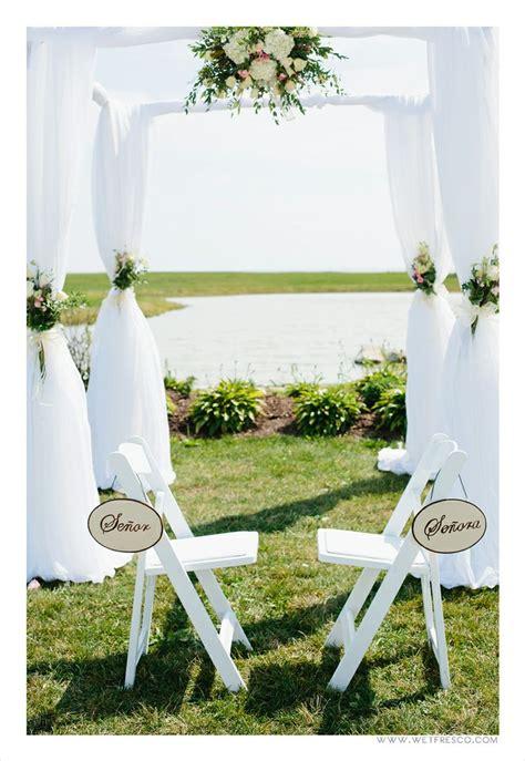 Wedding Arch Bc by Beautiful Wedding Wedding Arch At Sprucewood Shores Estate