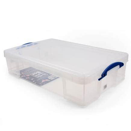 plastic storage boxes   hobbycraft