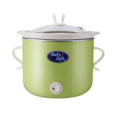Babysafe Cooker Tombol On 0 8 Liter Pembuat Bubur Bayi jual cooker dan food processo terlengkap harga murah blibli