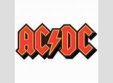 Hal Leonard AC/DC Logo Chunky Magnet | Guitar Center Ac Dc Logo Images