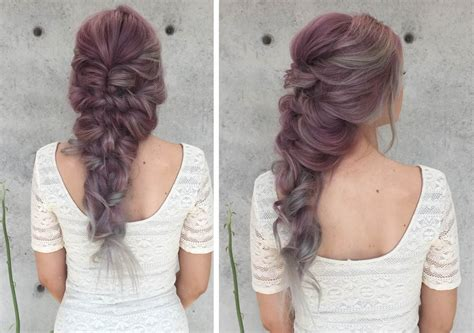 Mermaid Hairstyles mermaid curly hairstyle how to
