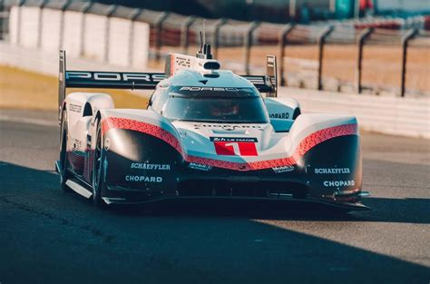 Porsche 919 Specs by How To Break The Nurburgring Lap Record Autocar