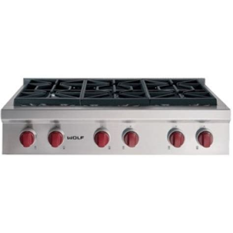 36 Wolf Cooktop wolf 36 quot gas cooktop northside remodel