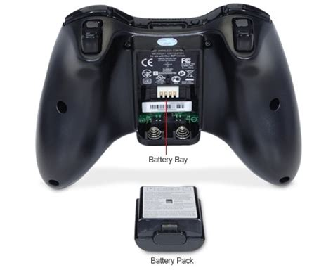resetting xbox battery joulify an xbox wireless controller joule thief