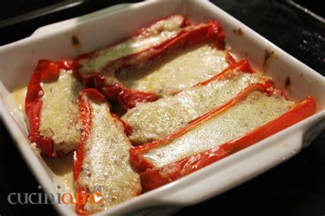 peperoni alla bagna cauda peperoni con bagna cauda antipasto tipico piemontese