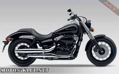 honda shadow  black spirit