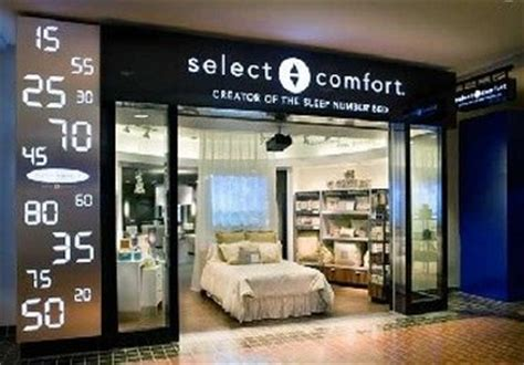 select comfort outlet stores