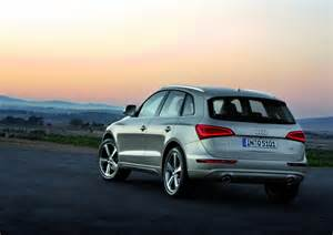 2015 Q5 Audi 2015 Audi Q5 Pictures Photos Gallery Green Car Reports