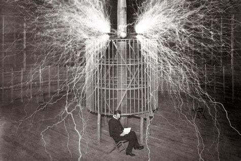What Did Nikola Tesla Discover Discover The Daily Creative Flow That Lead To The Success