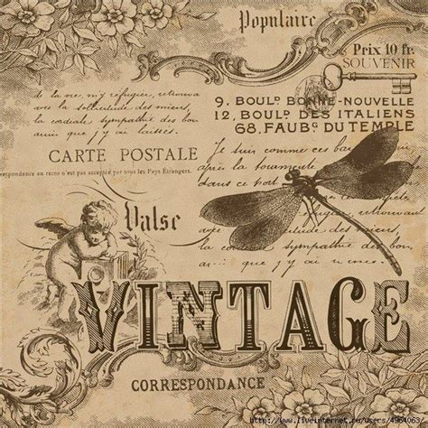 25 best ideas about vintage ephemera on