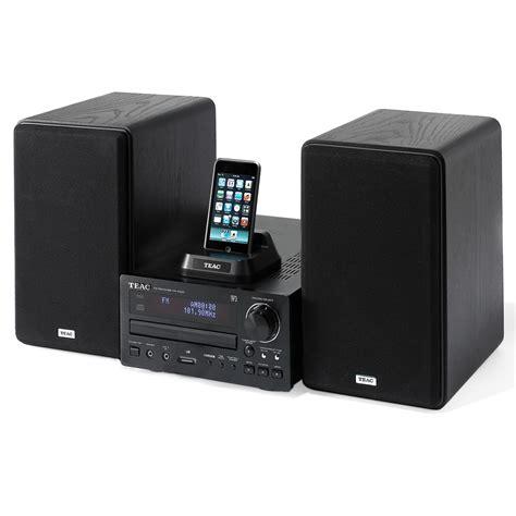 the complete bookshelf stereo system hammacher schlemmer