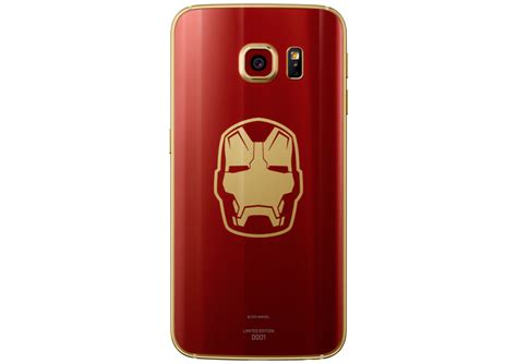 Arc Reactor Ironman Xiaomi Mi4 ชมช ดๆน ค อ samsung galaxy s6 edge iron limited
