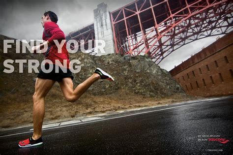 Search Your Saucony Find Your Strong The Inspiration Room