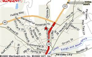 nevada city engineering map to nevada city engineering