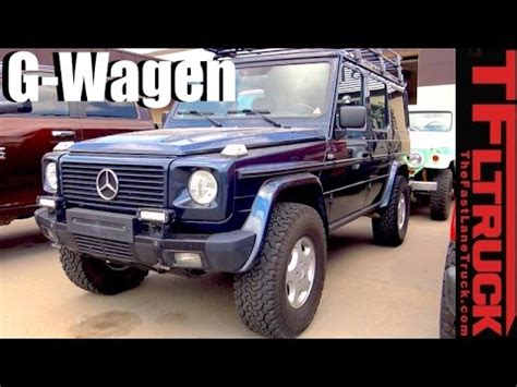 used mercedes g wagon meet the affordable mercedes g wagon that costs less than