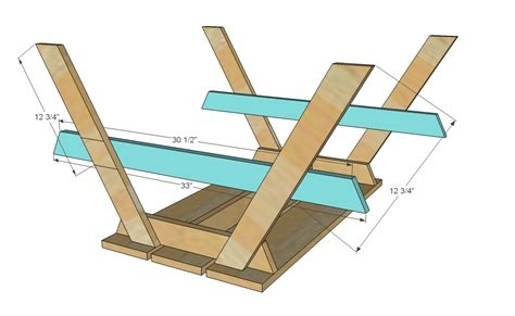 how to build a picnic table plans woodwork how to build a picnic table plans pdf plans