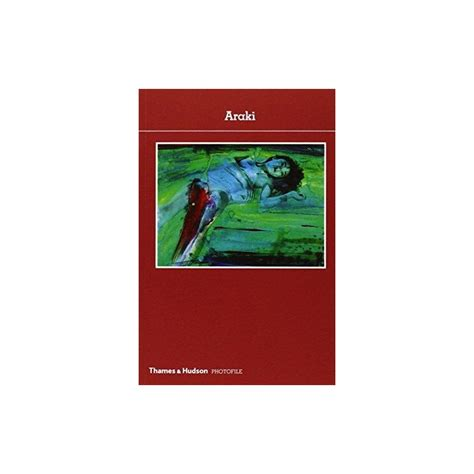 libro araki photofile thames hudson photofile araki meteor