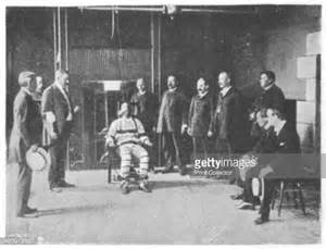 electric chair execution photos stock photos and pictures